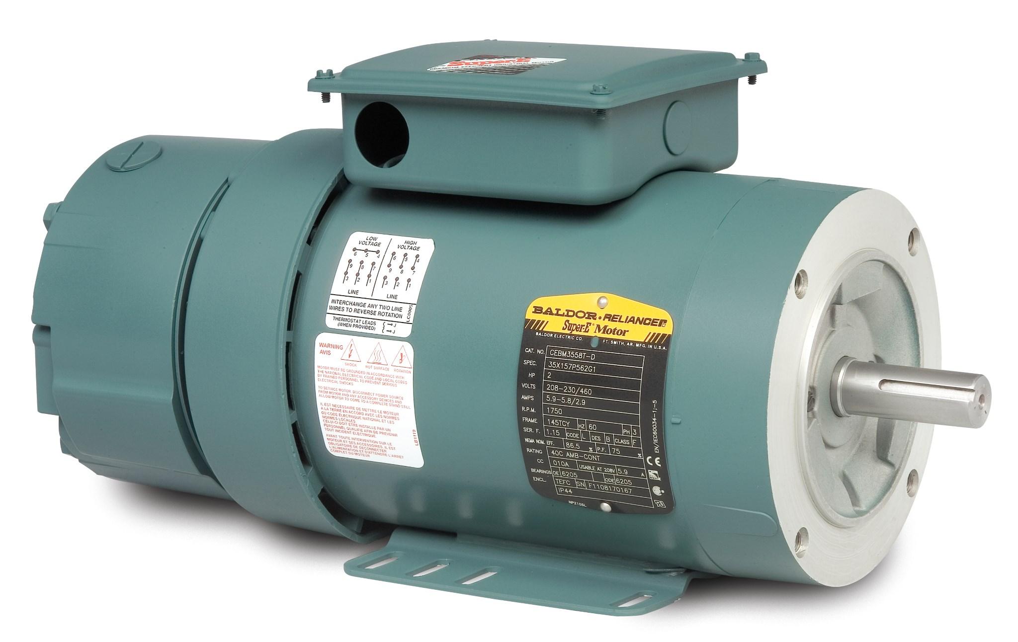 M3558t Baldor Wiring Diagramt Motor Capacitor Imagebcwhiteas1w256 D Series Brake Motors Com At