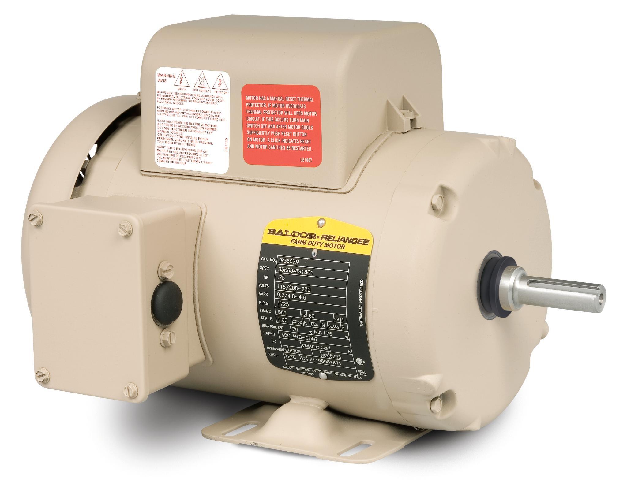 213t Electric Motor 1 Phase Farm Duty Wiring Diagram 52 Motors On Baldor 5 Hp Single 39 Com Imagebcwhiteas1h256w256 At