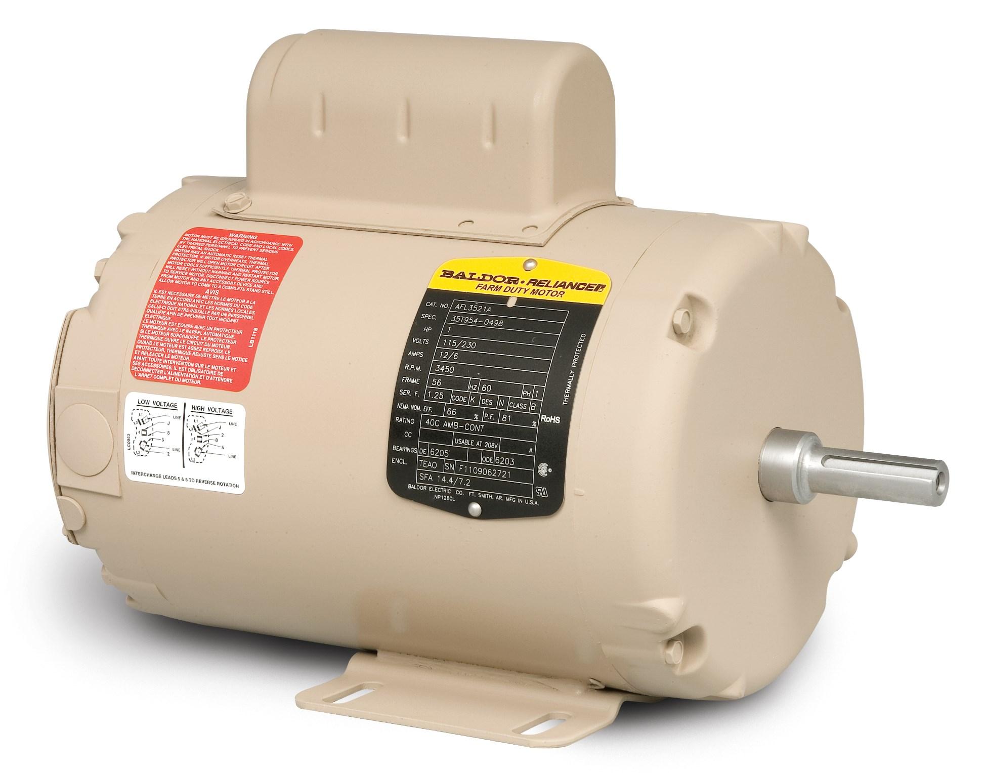 213t Electric Motor 1 Phase Farm Duty Wiring Diagram 52 Baldor Pump Imagebcwhiteas1h256w256 Com At