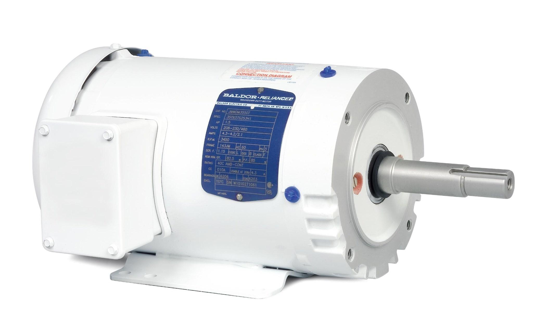 Baldor Motor Wiring