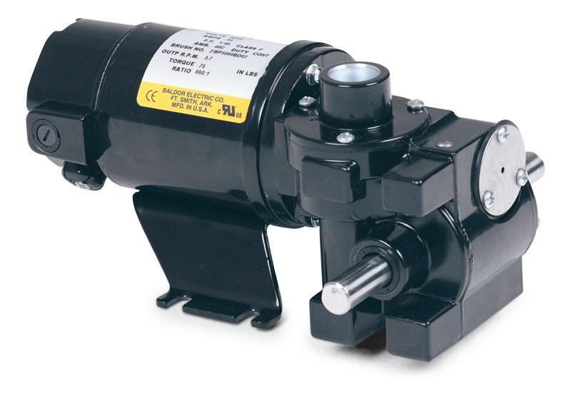 Baldor gp7409 1 4hp scr drv motor steiner electric company Baldor motor repair