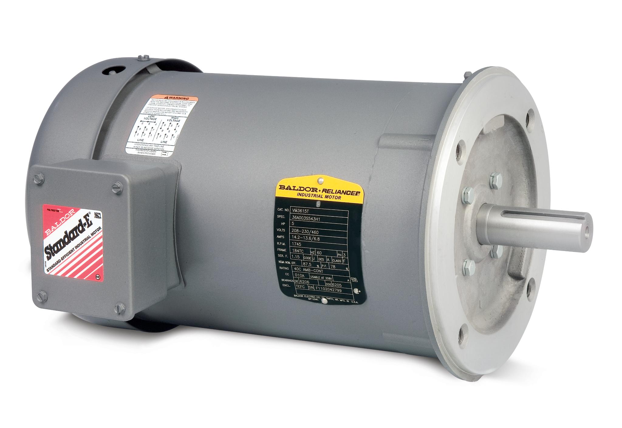 Baldor Electric VM3558T