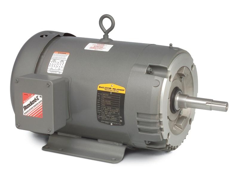 Baldor jmm3559t 3 hp cpl pump motor steiner electric company Baldor motor repair