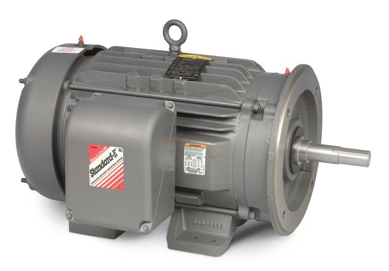Jpm4115t pump motor baldor 50hp 1770rpm 3ph 60hz 326jp for Electric motor thermal protection