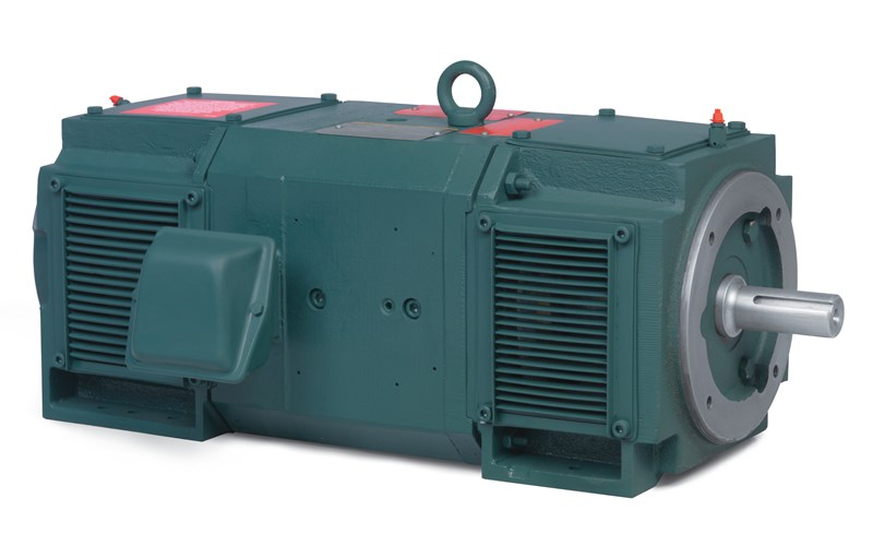 Baldor Electric D2005R Shunt Wound Motor Dc