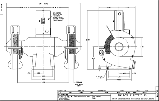 Baldor Single Phase 230v Motor Wiring Diagram Diagrams