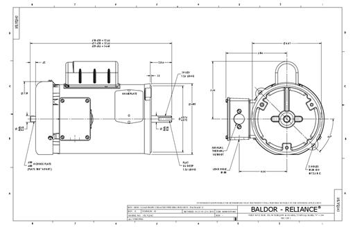 Flex drive baldor manual.