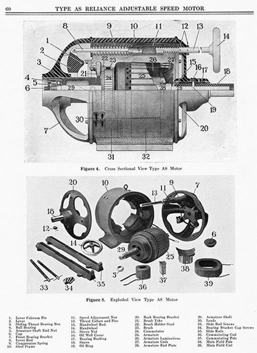 Doerr motor cross reference for Emerson ultratech variable speed motor