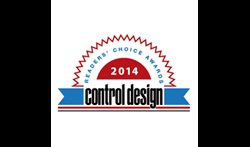 Baldor Motors & Gear Reducers Selected in Control Design Magazine 2014 Readers' Choice Awards