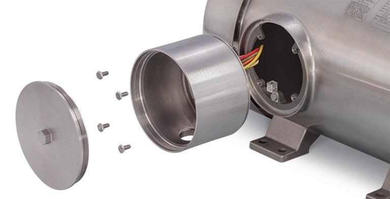 不锈钢食品保险箱电机导管盒详细信息