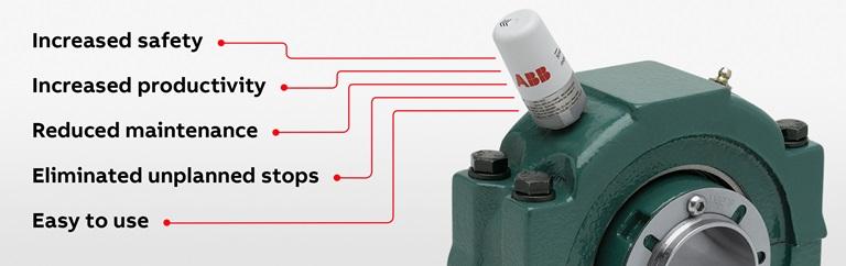 Smart Sensor for mechanical products - Baldor com
